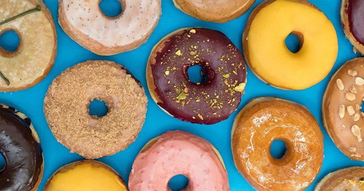 5 Best Places to eat Donuts in Vancouver on National Donut Day