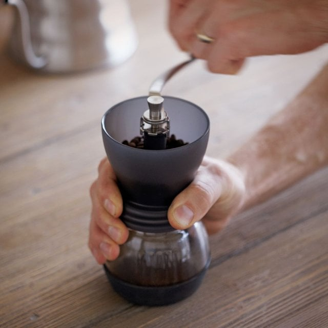 Hario skerton grinder in my list of gifts