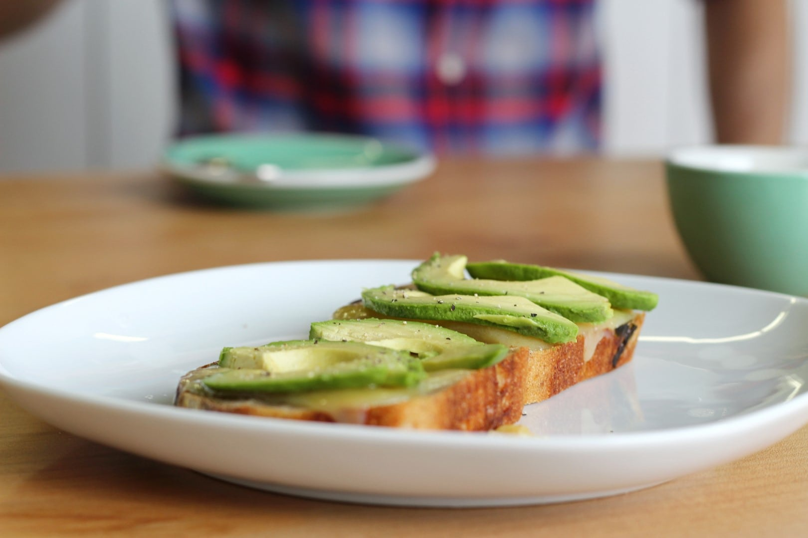 Agro Coffee Avocado Grilled Cheese
