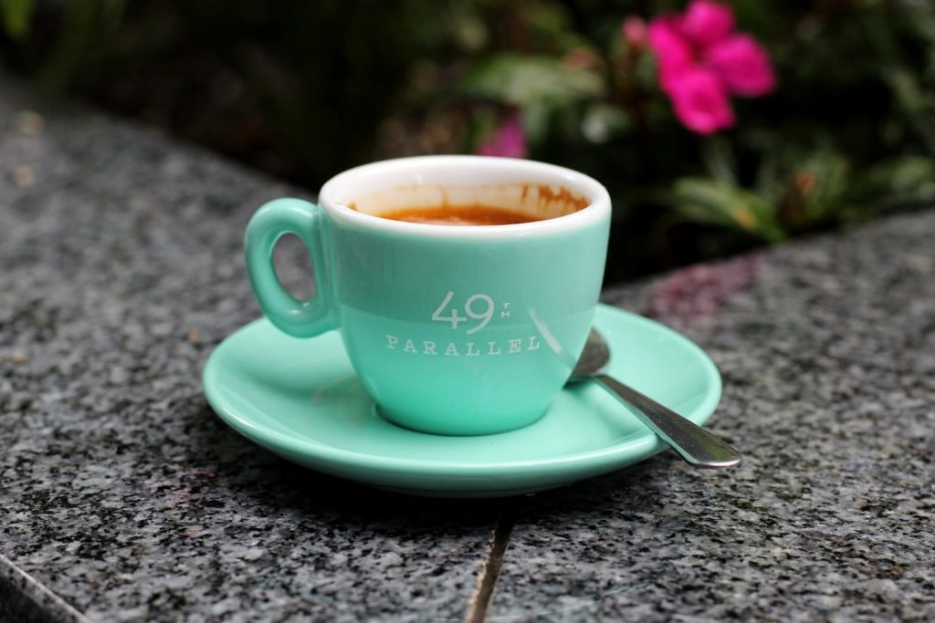 49th Parallel Coffee Roasters (Downtown)