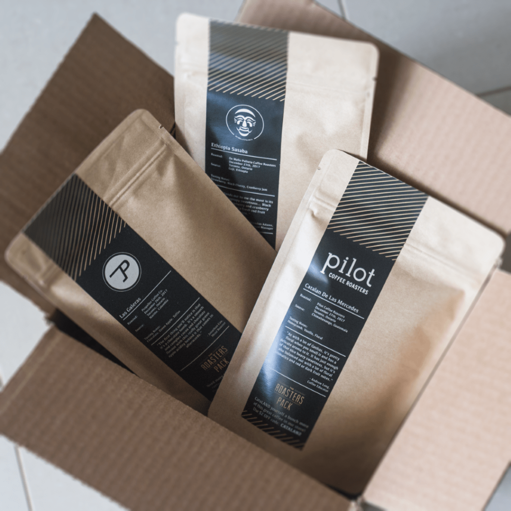 Giveaway: Three Month Subscription to Roasters Pack