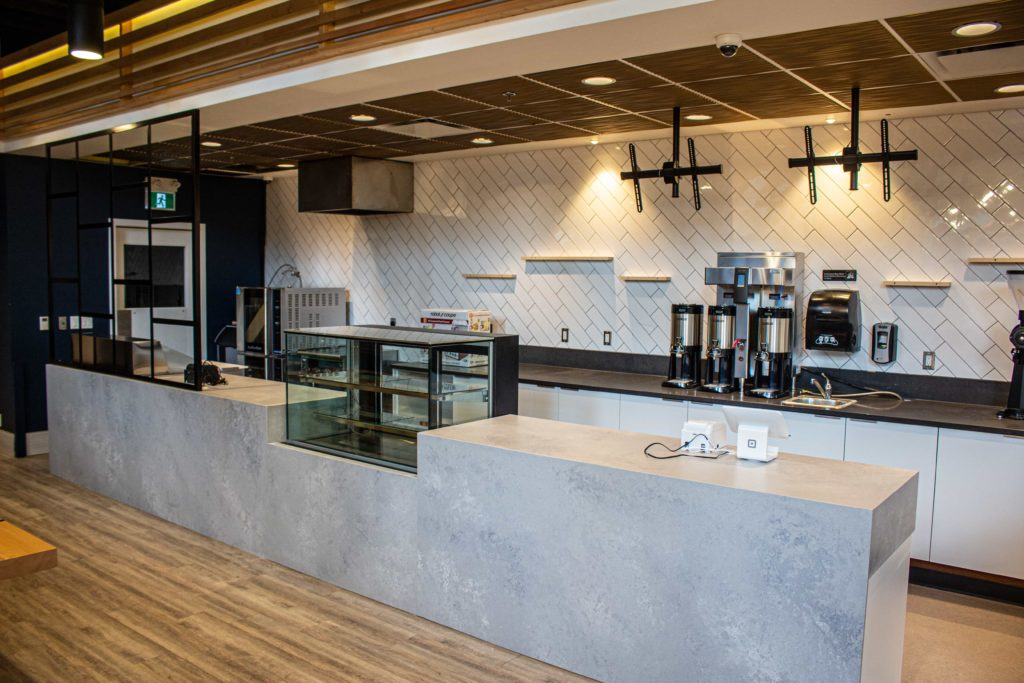 First look inside Pallet Coffee Roasters Downtown (Howe and Nelson)